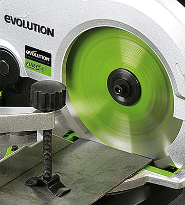 Review of Evolution FURY3-B Multipurpose Compound Mitre Saw