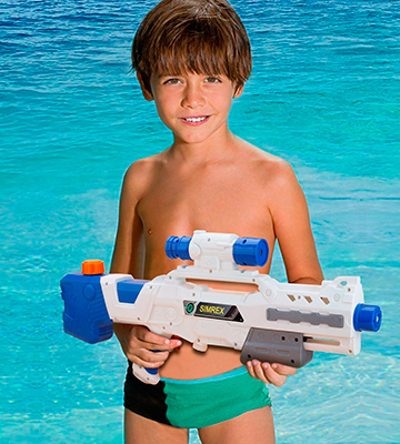 Review of SIMREX W50001UK Water Gun