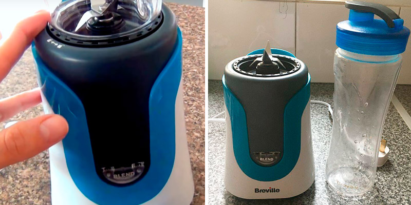 Detailed review of Breville VBL136 Personal Blender