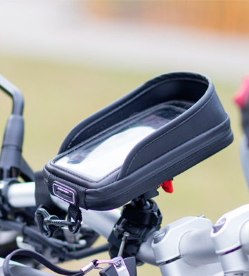 Review of Givi S957B Smartphone Holder