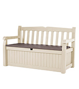 Keter Eden Outdoor Storage Garden Bench