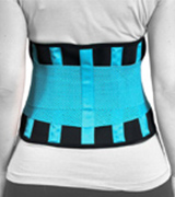 Clever Yellow ActiveBak Back Support Brace