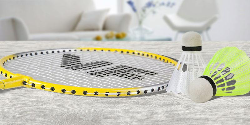 Review of Vicfun Hobby Badminton Set
