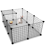 Koossy DEEF-001 Expandable Rabbit Cage