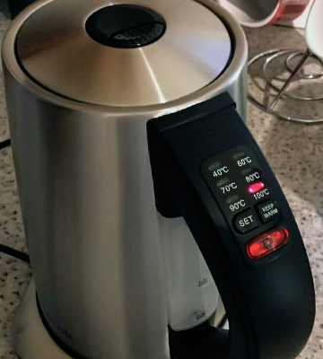 Review of Aicok Fast Boil Electric Kettle, 1.7 L, 2200W