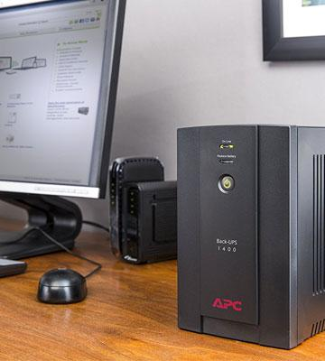 Review of APC BX-series Uninterruptible Power Supply