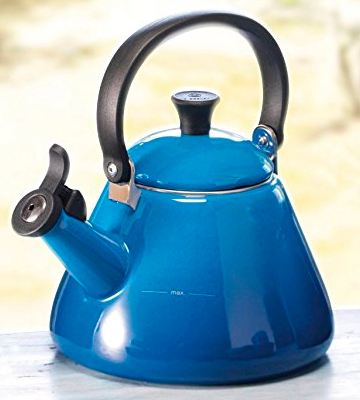 Review of Le Creuset Kone, 1.6 L Kettle with Whistle