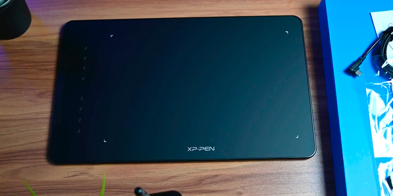 Review of XP-PEN Deco01 V2 Graphics Drawing Tablets