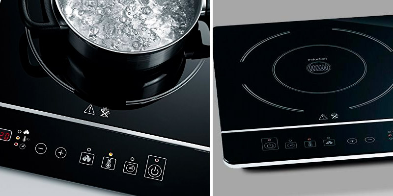 Detailed review of Severin DK 1031 Table Top Double Induction Hob