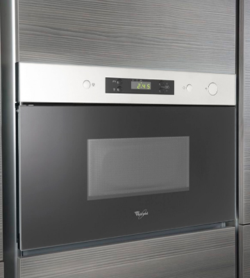 Review of Whirlpool AMW490IX Built-in Microwave Oven 22L