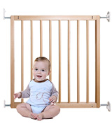 BabyDan 52312-2400-10-75 Beechwood Safety Gate