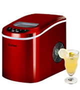 Costway Portable Counter Top Electric Ice Machine