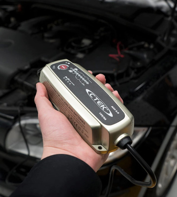 Review of CTEK MXS 5.0 Fully Automatic Battery Charger