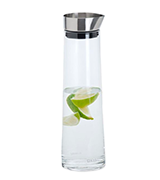 Buwico 1L Water Bottle with Stainless Steel Lid