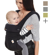 Ergobaby BC360ABLK Baby Carrier Collection 360