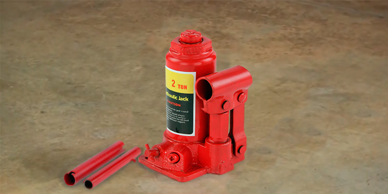 Review of MultiWare Heavy Duty 2-Tonne Bottle Jack