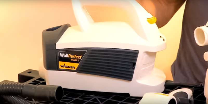 Detailed review of Wagner WallPerfect W-665 I-Spray HVLP Paint Spraying System