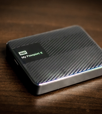 Review of WD My Passport X for Xbox One