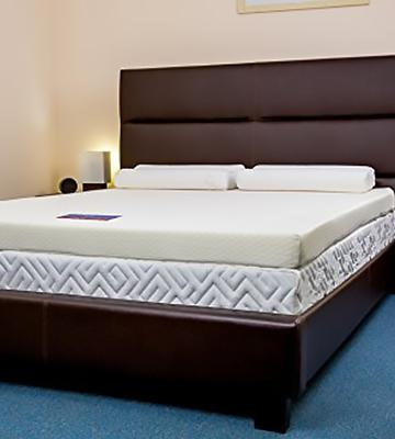 Review of Bodymould Mattresses 4 Inch Memory Foam Mattress Topper