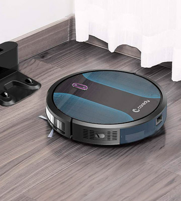 Review of Coredy Robot Vacuum Cleaner Super Quiet, Auto Charge Robotic Vacuum