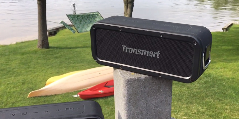 Review of Tronsmart Force Portable Bluetooth Speaker