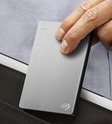 Review of Seagate Backup Plus Portable External Hard Drive