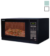 Sharp R372KM Solo Microwave