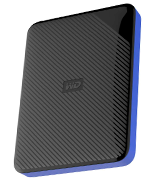 WD My Passport for PlayStation 4 Portable Gaming Storage