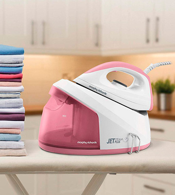 Review of Morphy Richards 333101 Steam Generator