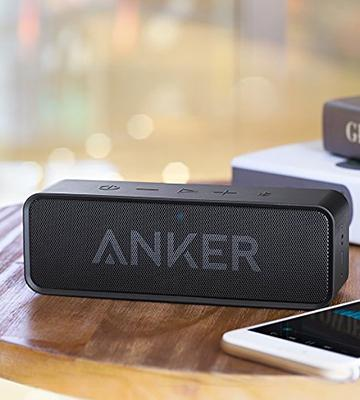 Review of Anker SoundCore Dual-Driver Portable Bluetooth Stereo Speaker