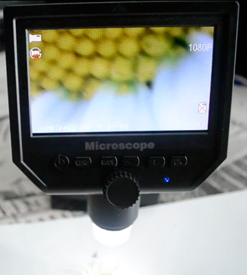 Review of KKmoon G600 3.6MP USB Microscope (1x-600x)