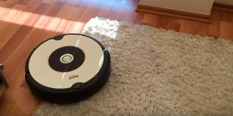 Review of iRobot Roomba 605 Vacuum Cleaner
