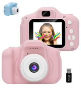 GlobalCrown (8MP) Kids Camera
