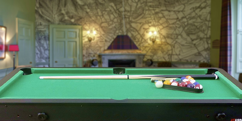 Review of Viavito Unisex Folding Pool Table