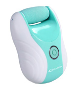 MY CARBON Natural Beauty Rechargeable Electric Callus Remover with Manicure Drills