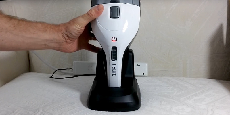 Detailed review of Holife HLHM036AB Handheld Cordless Cleaner