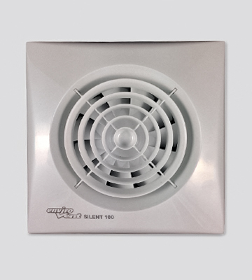 Review of Envirovent SIL100T Bathroom Extractor Fan