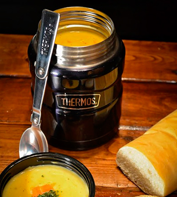 Review of Thermos 470 ml Stainless King Food Flask