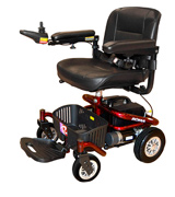 Roma Medical Reno II Indoor Powerchair Electric Travel Chair