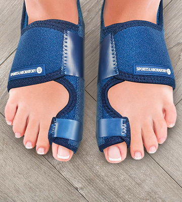 Review of Sports Laboratory Day & Night Bunion Correctors Kit