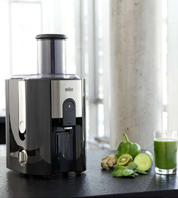 Review of Braun J500 Fast juicing system