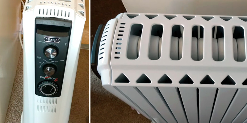 Review of Delonghi TRD4 1025T Oil Filled Radiator with Timer