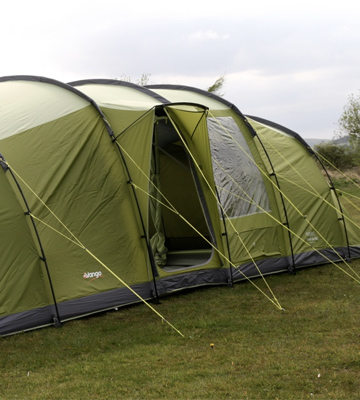 Review of Vango Odyssey 800 Outdoor Tunnel Tent