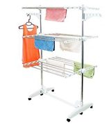 Todeco 3 Tier Drying Rack Foldable