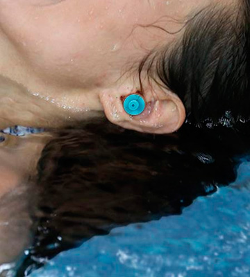 Review of Eargrace Swimming Silicone Reusable Noise Reducing Ear Plugs