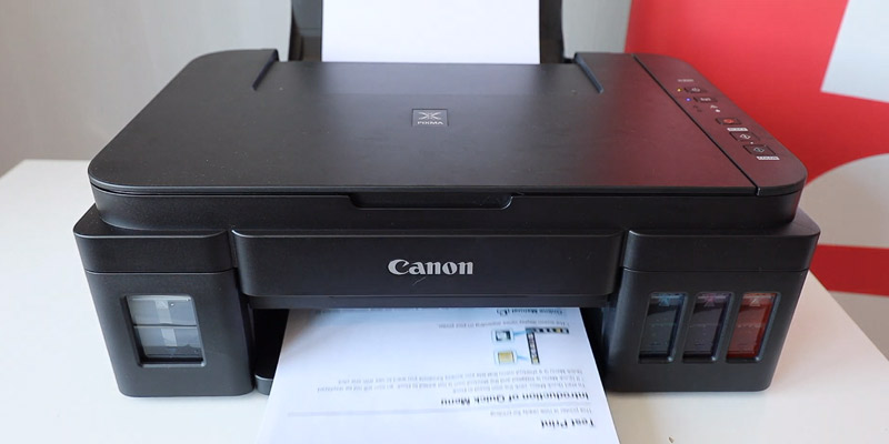 Review of Canon PIXMA G3501 Multifunctional Printer