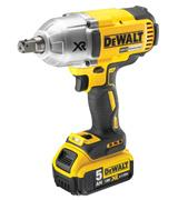 DEWALT DCF899P2-GB Cordless Brushless High Torque Impact Wrench