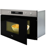 Whirlpool AMW490IX Built-in Microwave Oven 22L