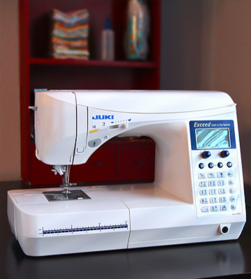 Review of JUKI HZL-F600 Sewing Machine