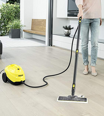 Review of Karcher SC3-1.513 EasyFix Steam Cleaner